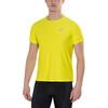 asics SS Top - Camiseta Running Hombre - amarillo